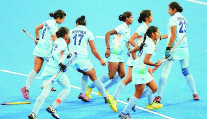 Indian eves defeat Germany 2-1 in Valencia image