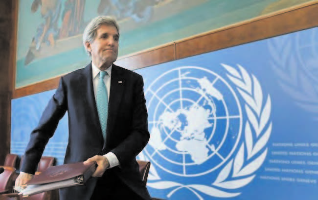 Talks on to end UN sanctions on Iran