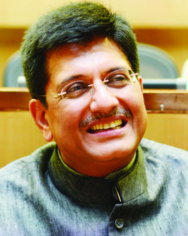 Piyush Goyal, India's Minister for Power, Coal, New and Renewable Energy discussed with USIBC the $250 billion investment opportunity in India's growing energy sector.