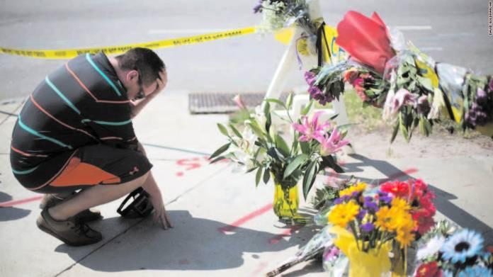 White man guns down 9 at black church