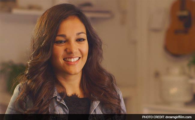 Komal Minhas, Indian-origin budding independent film producer of Feature Film Dream Girl
