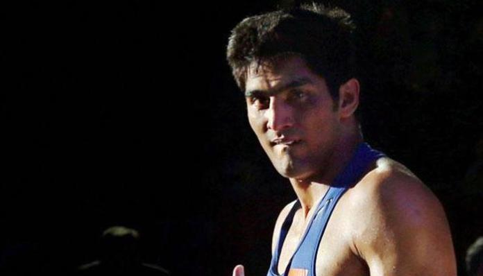 Vijender Singh not nervous ahead of first pro bout
