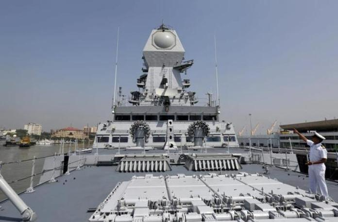 The INS Kochi is packed with weapons and sensors as well as advanced stealth features.