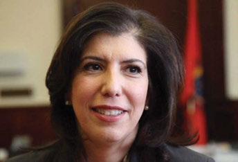 Madeline Singas who is locked in a keen contest with Kate Murray for Nassau County DA has made it abundantly clear that she would review Nassau County's contracting system to