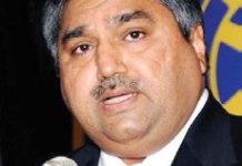 Nassau County Director of Economic Affairs Kamlesh Mehta