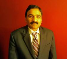 P Rama Krishna Chief Representative & Assistant General Manager of Andhra Bank  in New York