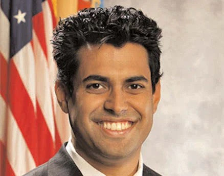 Vin Gopal has been named one of 100 politically influential people in the