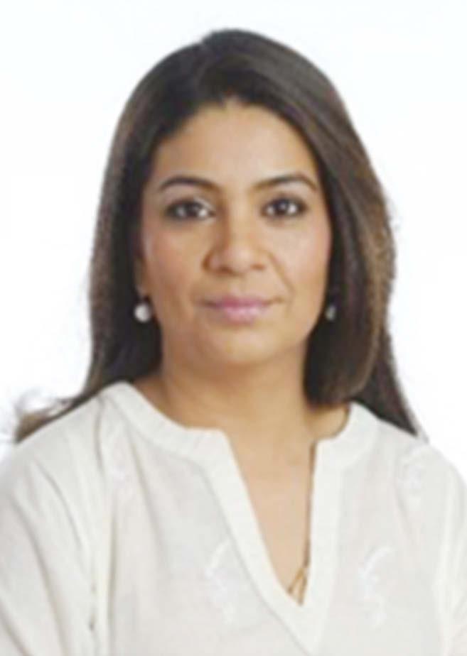 Dr. Larra Shah