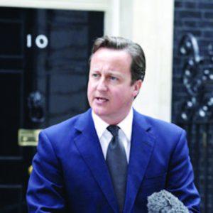 David Cameron-Brexit forced his exit