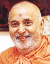 His Holiness Pramukh Swami Maharaj Ji