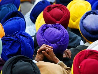 Sikh Turban Representative image