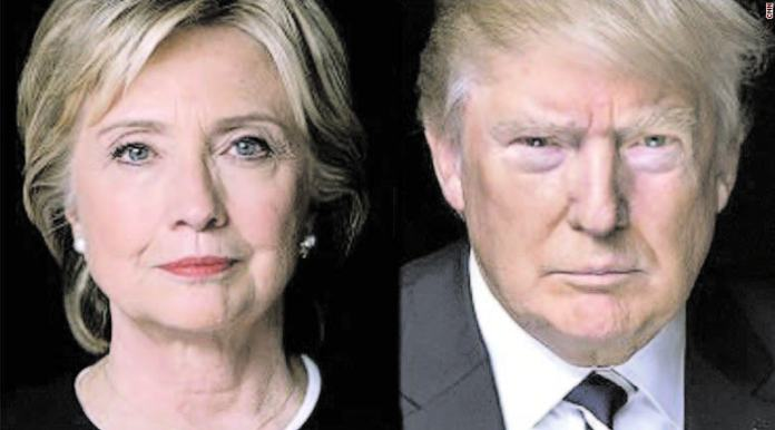 Hillary Clinton has widened her lead over Donald Trump in a pair of new national polls published on Thursday, August 4, as the Republican nominee ends one of the worst weeks of his campaign
