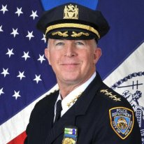 Chief of Department James P O'Neill
