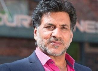 Pakistan-born actor Marc Anwar