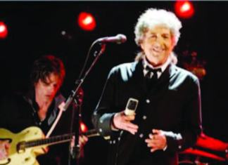 Bob Dylan is the first ever song writer to win Nobel for Literature
