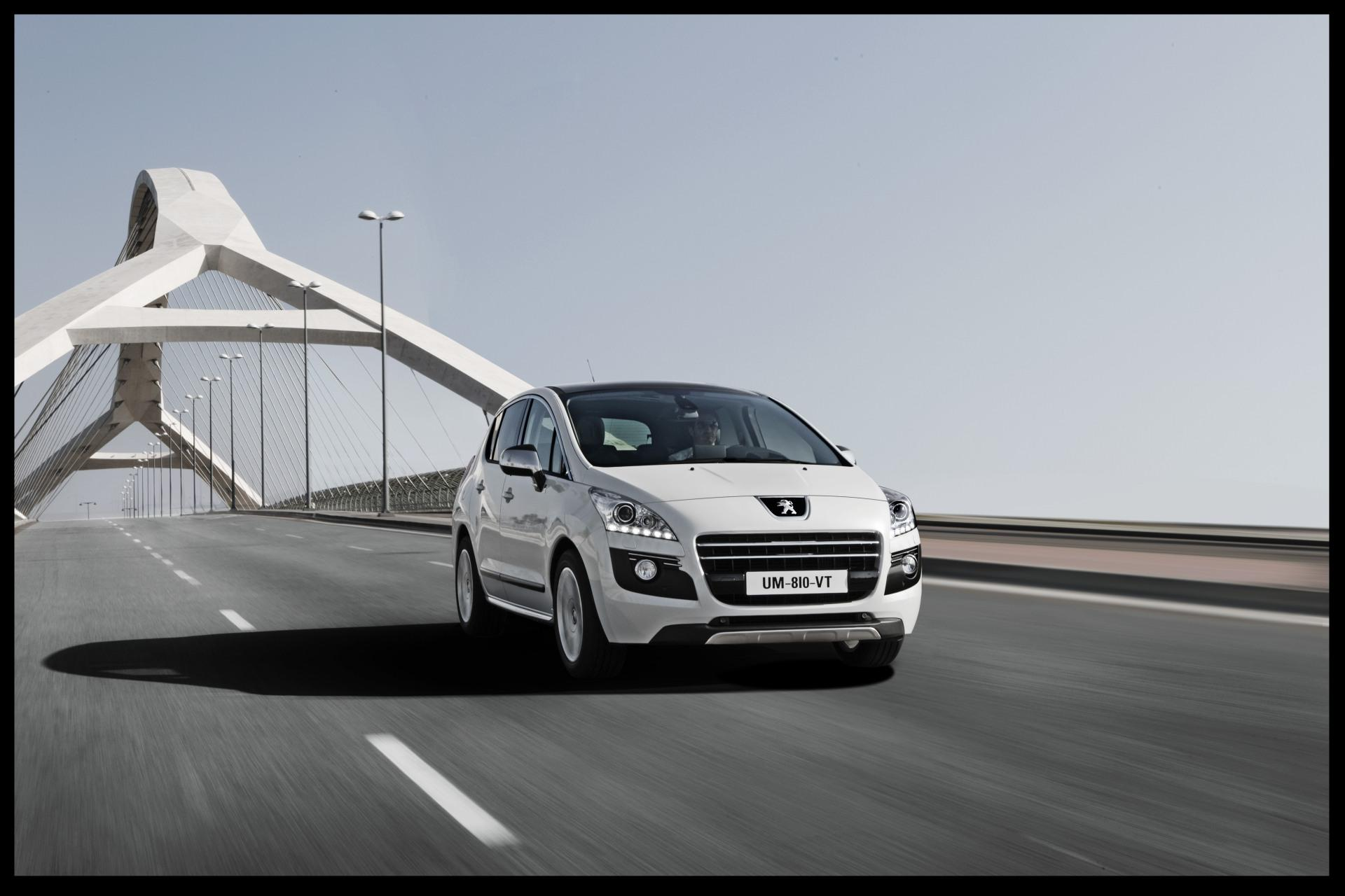 Peugeot 3008 Worthy Of Car Of The Year The Indian Wire
