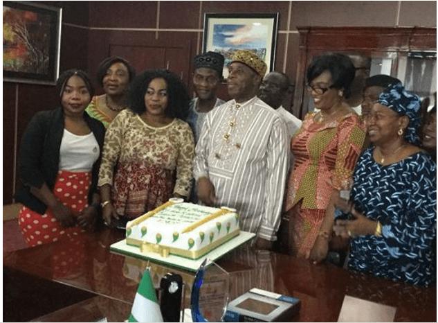 See how Rotimi Amaechi celebrated his 51st birthday (+Photos)