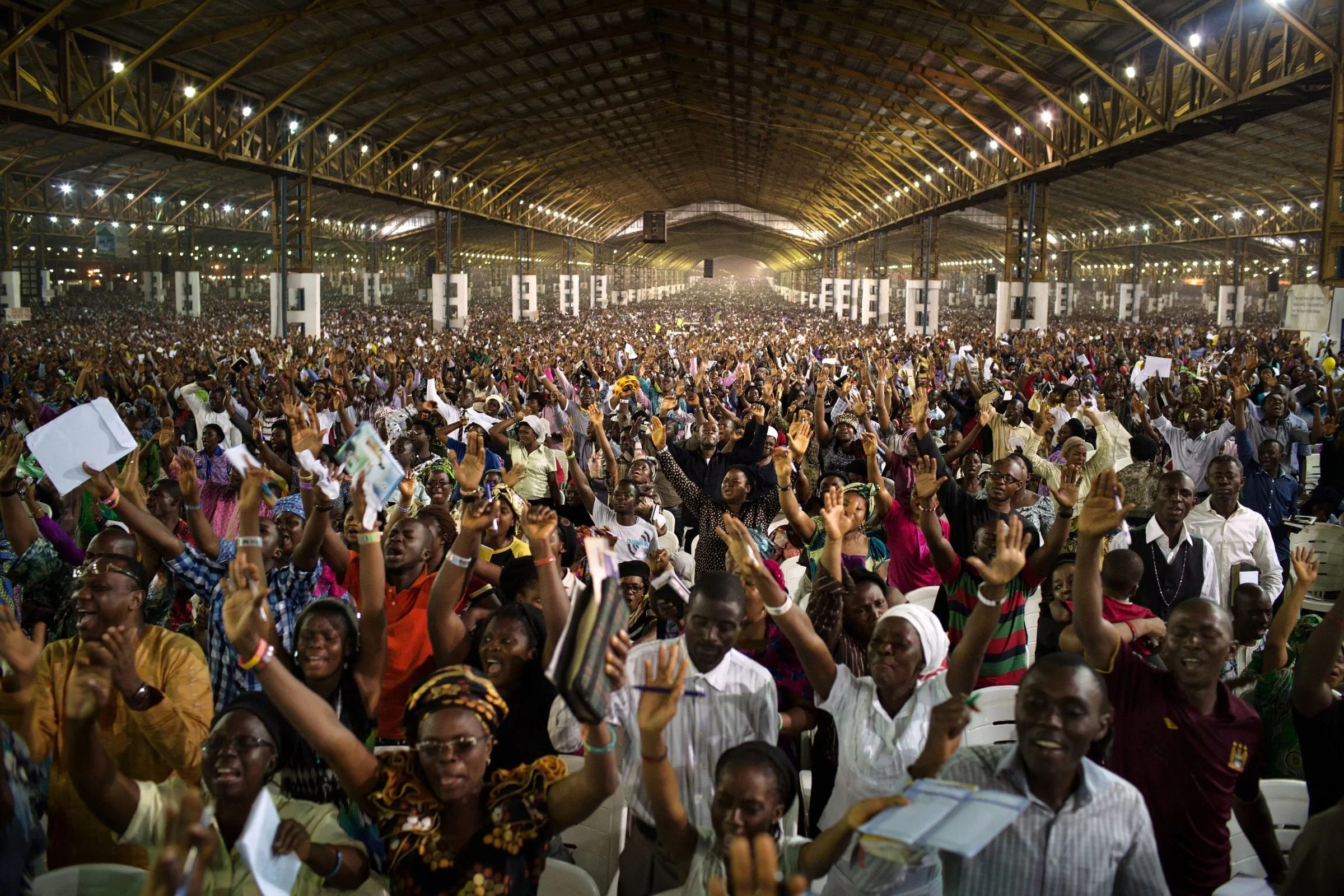 The 10 most popular Churches in Nigeria and their origin