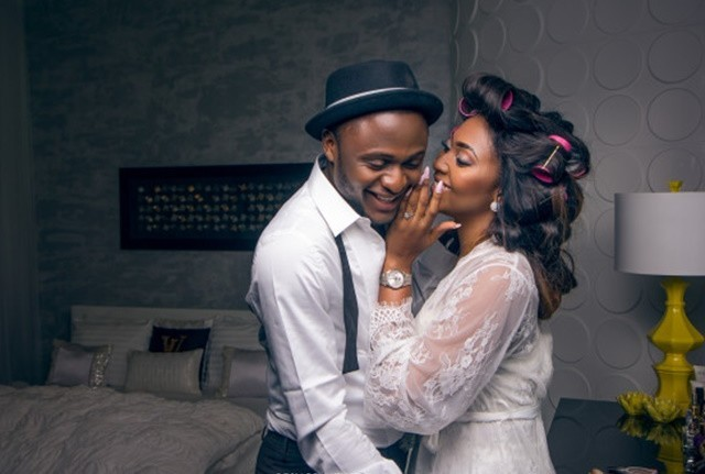 Check out unseen photos of Ubi Franklin's proposal to Lilian Esoro