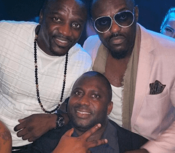 Akon-Jim-Iyke-Pictured-Clubbing-Together-In-ATL