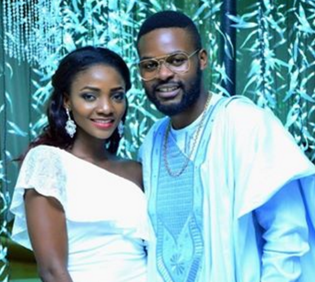 Finally, Simi opens up about her relationship with Falz – Read what she has to say!