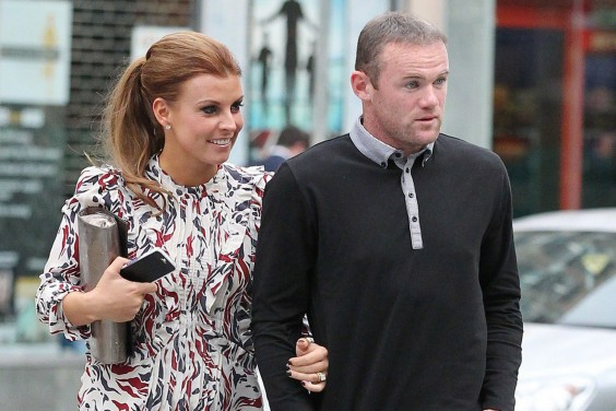 Wayne Rooney's wife Coleen reveals how eating placenta helped her