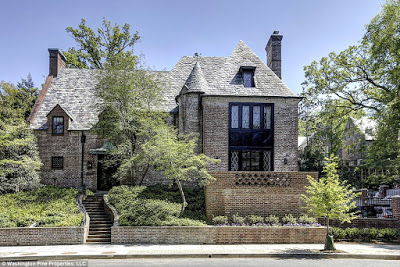 Photos- checkout the breathtaking Home the Obamas will live in when they leave the White House