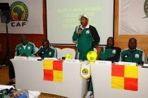 "Elite ""ao referees course opened"
