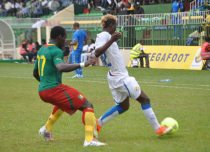 Gabon off to flier at cemac tourney