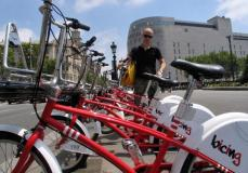 Barcelona leads growing global bike share peloton