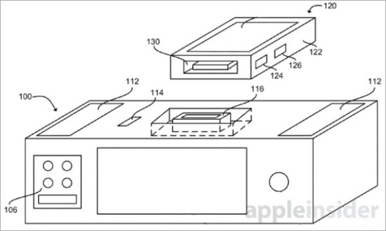 New Apple Patent Application Reveals the Smart Dock, Brings Siri to the Home