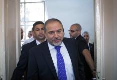 Israel's Lieberman says peace with Palestinians not imminent