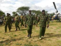 Dozens killed in north Kenya inter-ethnic fighting