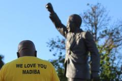 Security ramped up for Nelson Mandela's grand funeral