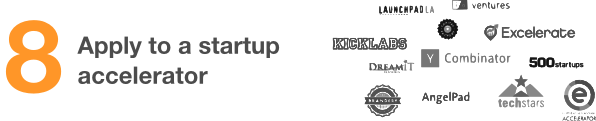 apply to a startup accelerator
