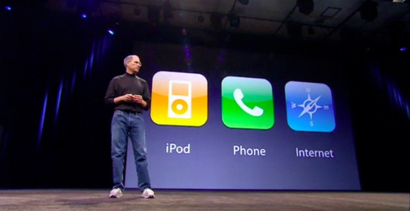 January-2007-iPhone-introduction-iPod-phone-Internet-device-slide