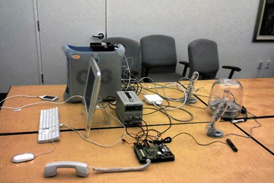 iPhone-early-software-iOS-development-room