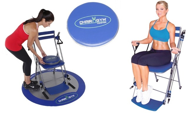 Chair Gym Home Fitness System