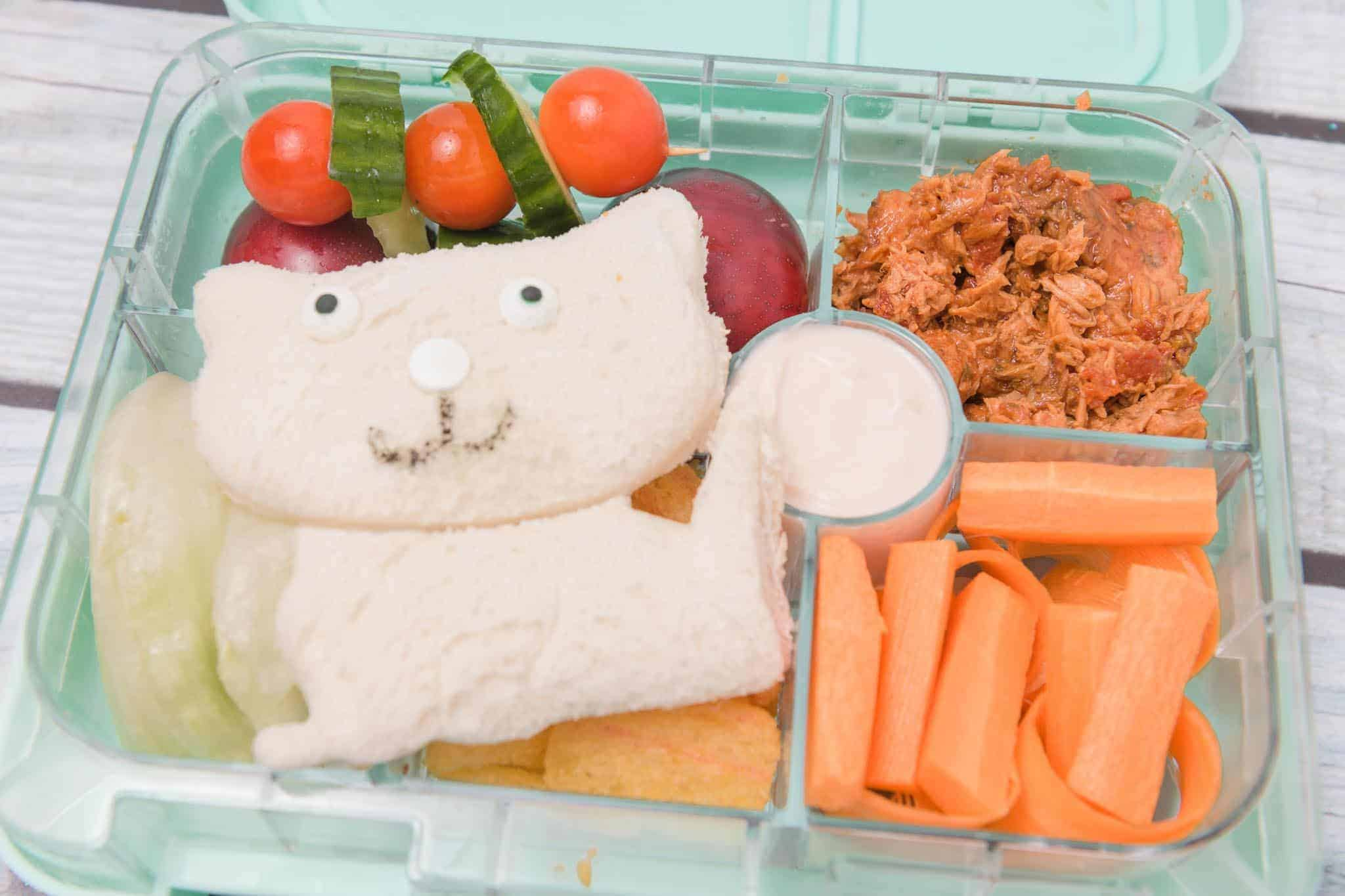 Lunch Box Ideas For Toddlers And School Kids The