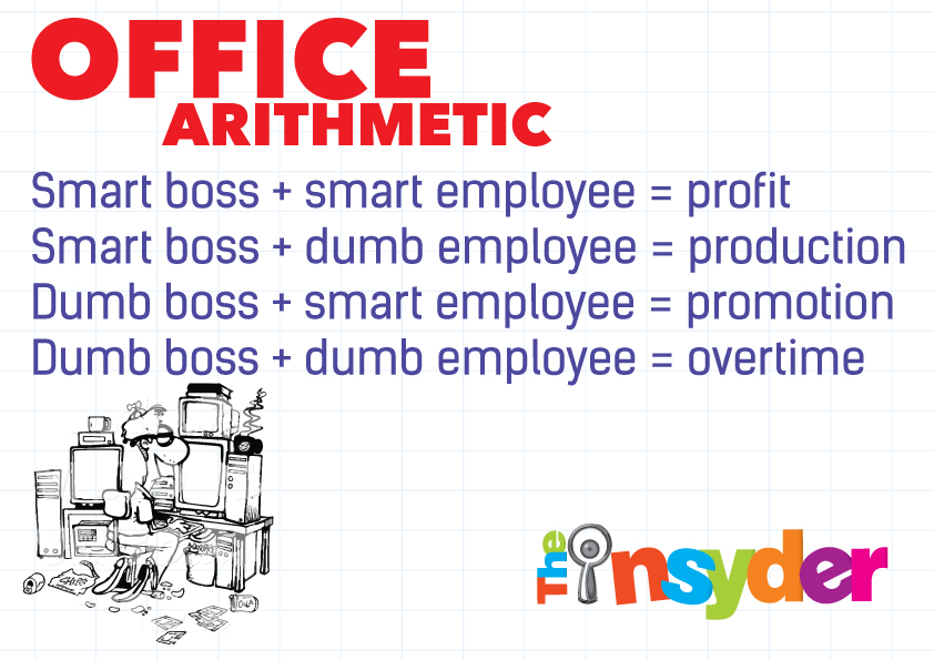 Office Arithmetic