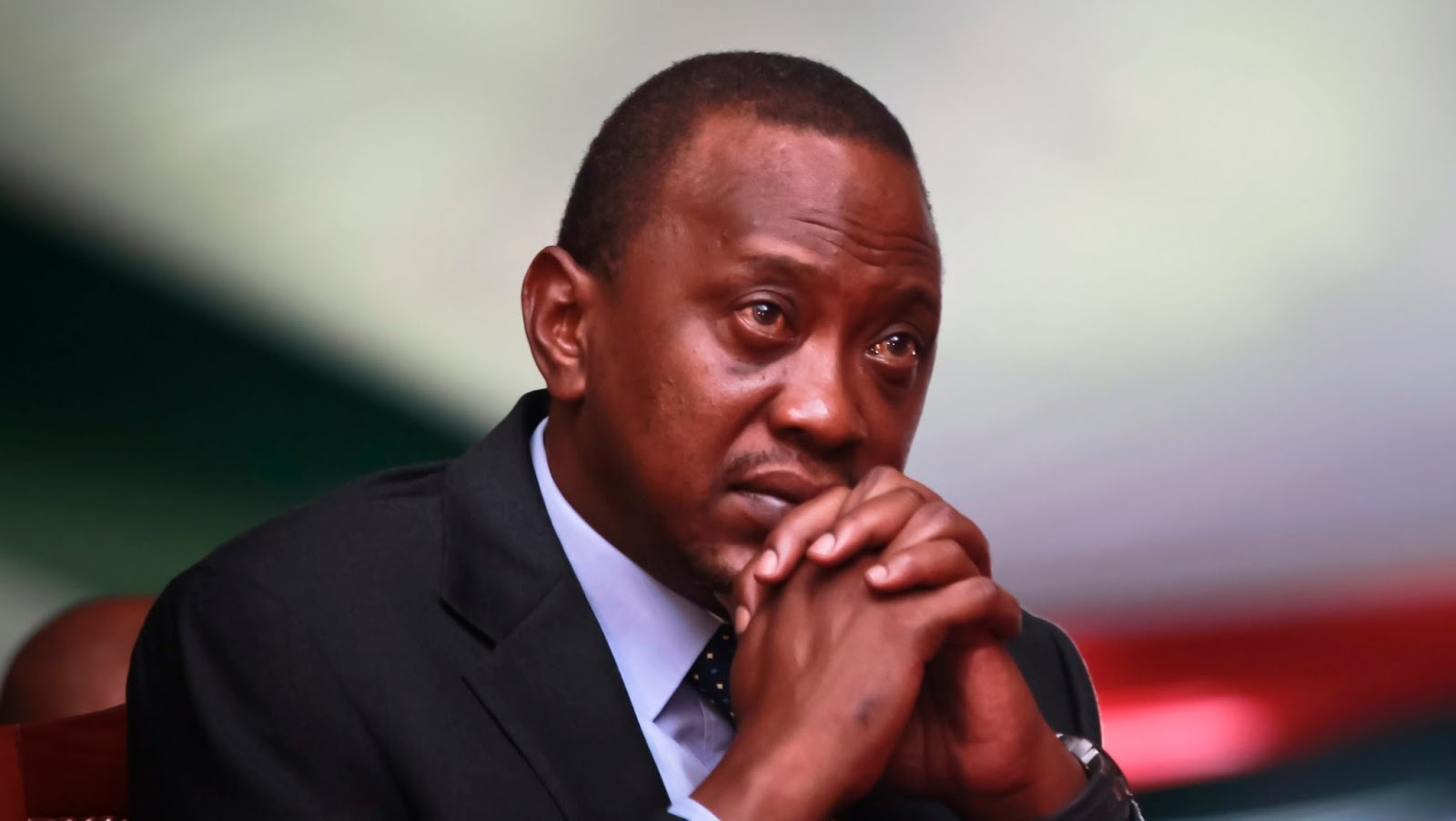 See why this pictures of Uhuru have amused Kenyans