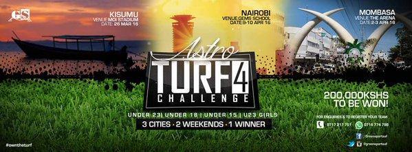 Mombasa's All Stars Emerge Winners Of Astroturf Challenge