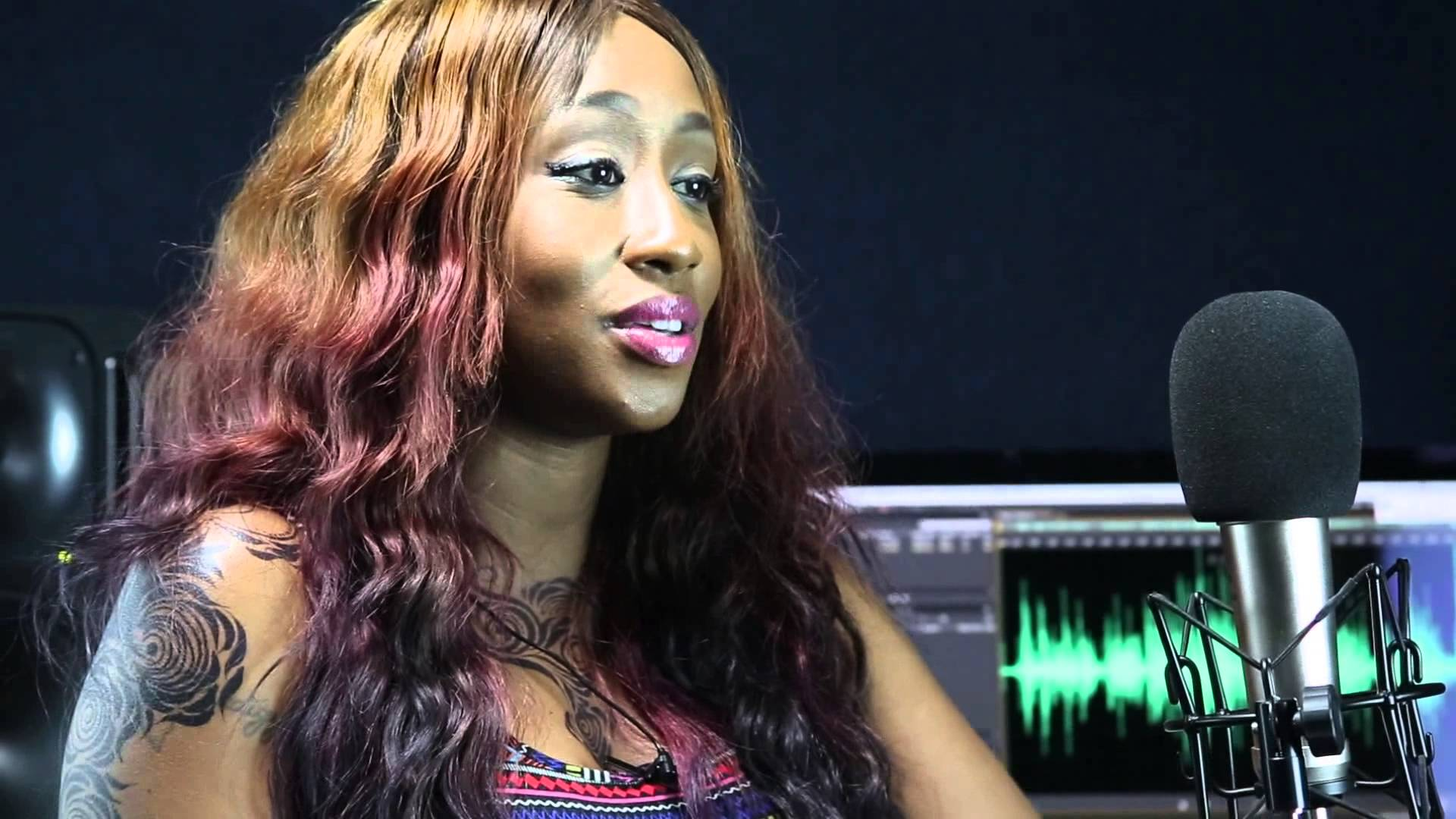 Victoria Kimani lectures local promoters