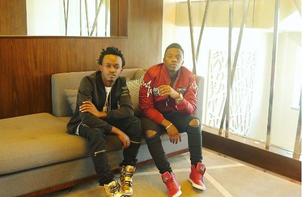 A Bahati-Rayvanny Collabo, is it wrong?