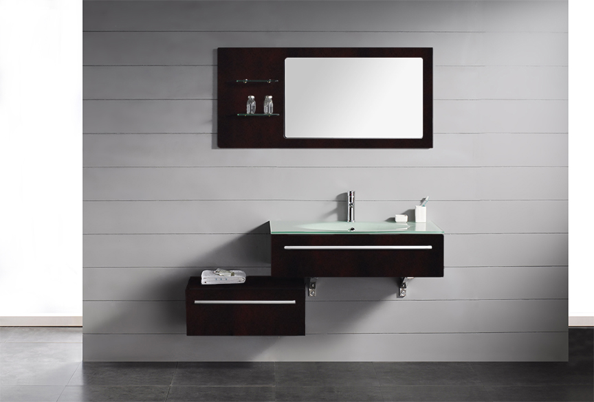 Description triton modern bathroom vanity set triton is a modern