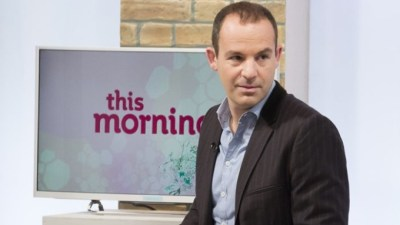 Martin Lewis' Pensions Guide from ITV | Richard Cook
