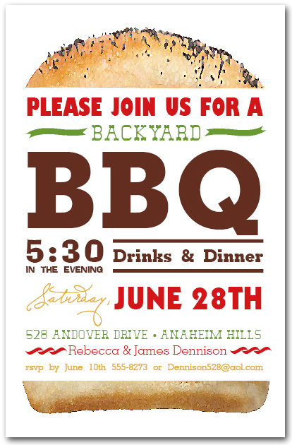 memorial day bbq invitations - Goalgoodwinmetals