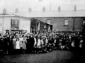 Catholic refugees from Belfast in Dublin, May 1922