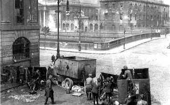 attack on four courts