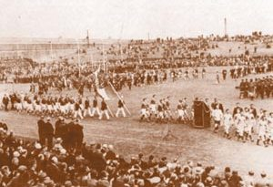 Croke Park in 1928.